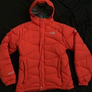 North Face Summit Series Winter Jacket